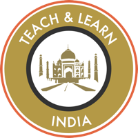 Teach and Learn India logo
